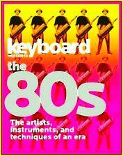 SYNTHESIZERS KEYBOARDS MOOG Electronica 80s Sound Kraftwerk Genesis Devo Depeche