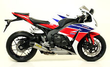 Terminale Indy-Race aluminium White Arrow Honda CBR 1000 RR 2014>2016