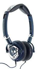 Skullcandy S5LWFY-131 Lowrider On-Ear Headphone with Mic (Navy/Chrome)