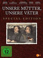 Unsere Mütter, unsere Väter - Special Edition [3 DVDs] | DVD | NEU