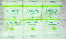 Simple Soap Twinpack 125g x 6 Pack (12 Bars of Soap !) Uk seller Fast Delivery