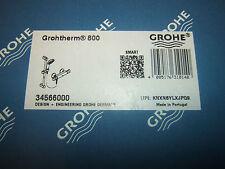 Grohe Grohtherm 800 Set , 34566000, komplett Thermostat Brausen-Set, NEU!!