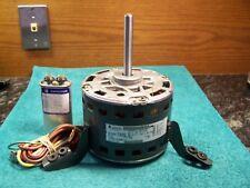 Amana GoodmaN  BT1340011 OEM furnace blower motor 1/3HP 1075 4SP 115V