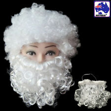 Santa Claus Beard Dress Up Costume Accessories Christmas Party JMUST1300