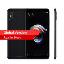 """5.99"""" Xiaomi Redmi Note 5 3+32GB Mobilephone Fingerabdruck 8*Core Schwarz Global"""