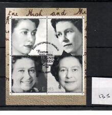 GB - PRESTIGE STAMP BOOKLET PANE (135) - Queen Elizabeth - used