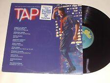 'TAP' 1988 Australian Soundtrack Compilation Promo LP: Gregory Hines, Etta James