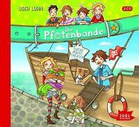 SABINE FALKENBERG - DIE PFOTENBANDE.SOCKE MACHT THEATER (BD.2)  2 CD NEU