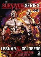 WWE: Survivor Series 2016 [New DVD] Eco Amaray Case