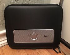 iLuv Music Pac Portable Speaker Case for iPad 2 or other tablets ISP210BLK-B