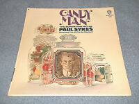 CANDY MAN - THE SONGS AND WIT OF PAUL SYKES - RECORDED LIVE AT THE ICE HOUSE LP