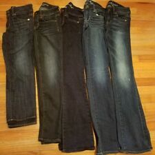 American Eagle Outfitters Womens Jeans Capri Lot Jegging Skinny Boot Artist  00