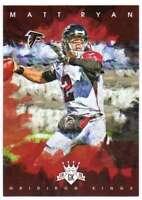 2015 Panini Gridiron Kings Football #44 Matt Ryan Atlanta Falcons