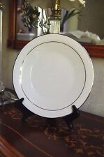 1 Vintage Franciscan Ware Fine China MOON GLOW Platinum Dinner Plate/9 Available
