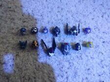 Transformers Figure Head Lot