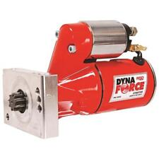 MSD Starter 5095; DynaForce Red 153 & 168 Tooth 3.4hp Hitachi for Chevy SBC, BBC