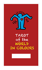The World in Colours Tarot Deck. Set of 24 Cards.