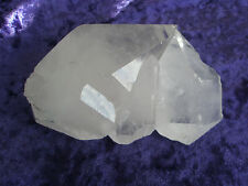 Quartz Point crystal cluster 876g