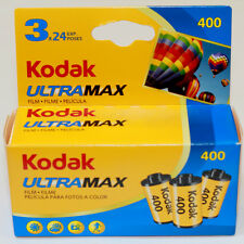 Kodak Ultramax Film. Exp 09/17