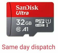 32Gb Micro SD memory CARD SDHC memory card class 10  NEW Sandisk up to 98mb/s