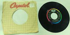 Lillo Thomas ~ Just My Imagination ~ Capitol ~ B-5313 ~ 45RPM Record