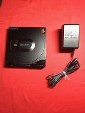 Sony D-15 Portable Discman Vintage Audiophile Cd Player Digital Audio D-150 Mint
