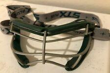 STX Plus Woman's Lacrosse Field Hockey Goggles Green N95