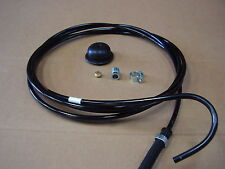 "Mk1 Mk2 Escort Mexico 1600 Sport New 1/4"" Bore Fuel Line Pipe & Panel Grommet"