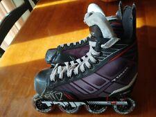Tour Hockey Fb-225 Sr. 58Ta Adult Inline Hockey Skates Men's Sz 6 pre owned