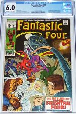 Fantastic Four #94 CGC 6.0 (Jan 1970) 1st appearance of Agatha Harkness