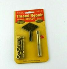 Helicoil 5521-5 Thread Repair Kit 5/16-18 Drill Size 21/64 (.328) Fix Stripped