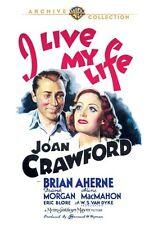 I Live My Life DVD (1935) - Joan Crawford, Brian Aherne, W.S. Van Dyke