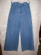 0097 FADED GLORY Wide Leg Skater Pants