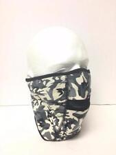 Camo Motorcycle Biker Balaclavas Hat Winter Headgear Skiing Ear Face Mask L