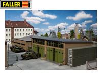 Faller Military H0 144103 Reparaturhalle - NEU + OVP