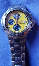 CITIZEN AQUALAND PROMASTER DIVERS 200M WR.20 bar ANALOG  CHRONO  • works