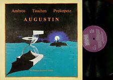LP-AMBROS TAUCHEN PROKOPETZ // AUGUSTIN// MIT HEFT