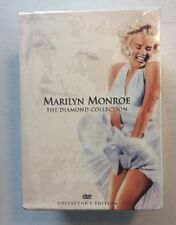 Marilyn Monroe: The Diamond Collection Volume 1 (DVD 2005, 6-Disc Set) NEW