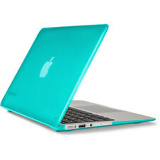 "Speck MacBook Air 13"" Case SmartShell SeeThru Cover Shell Calypso Blue 2pcs"