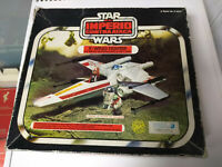 Vintage Star Wars X WING POCH/PBP and BOX Complete, Original