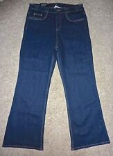NWT $29.99 H&M DIVIDED Cropped Leg Kick Flare Jeans 8/10