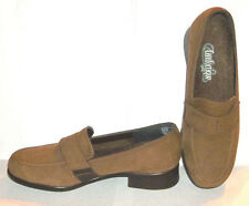 Red Wing Comfortique Brown Suede Loafer #3638 Size 6 1/2 B