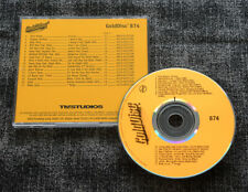 TM Century GoldDisc 874 Radio / DJ / Broadcast Promo CD Compilation Katy Perry