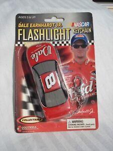 NASCAR #8 Dale Earnhardt Jr. FLASHLIGHT Keychain / NEW in UNOPENED PACKAGE!