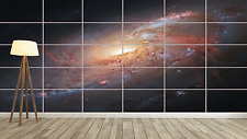 GALAXIE SPACE GALAXY THE BIG BANG Wall Art Poster Massive format  Large Print