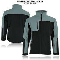 Work Soft Shell Outdoor Waterproof Windproof Work Thermal Fleece Lined jacket