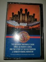 The Mormon Tabernacle Choir Sings 16 Favorite Songs & The Story of ...[Cassette]