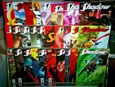 Pulp Hero THE SHADOW #0-25 Full Set DYNAMITE COMICS + Annuals #1 & #2 NM 9.4