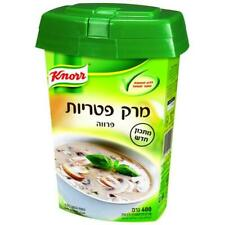 Mushroom -Flavored Soup – All Natural Ingredients Kosher Parve 400gr