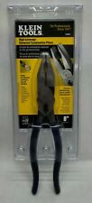 "Klein Tools 12098 8"" Universal Side Cutting Pliers - Connector Crimping"